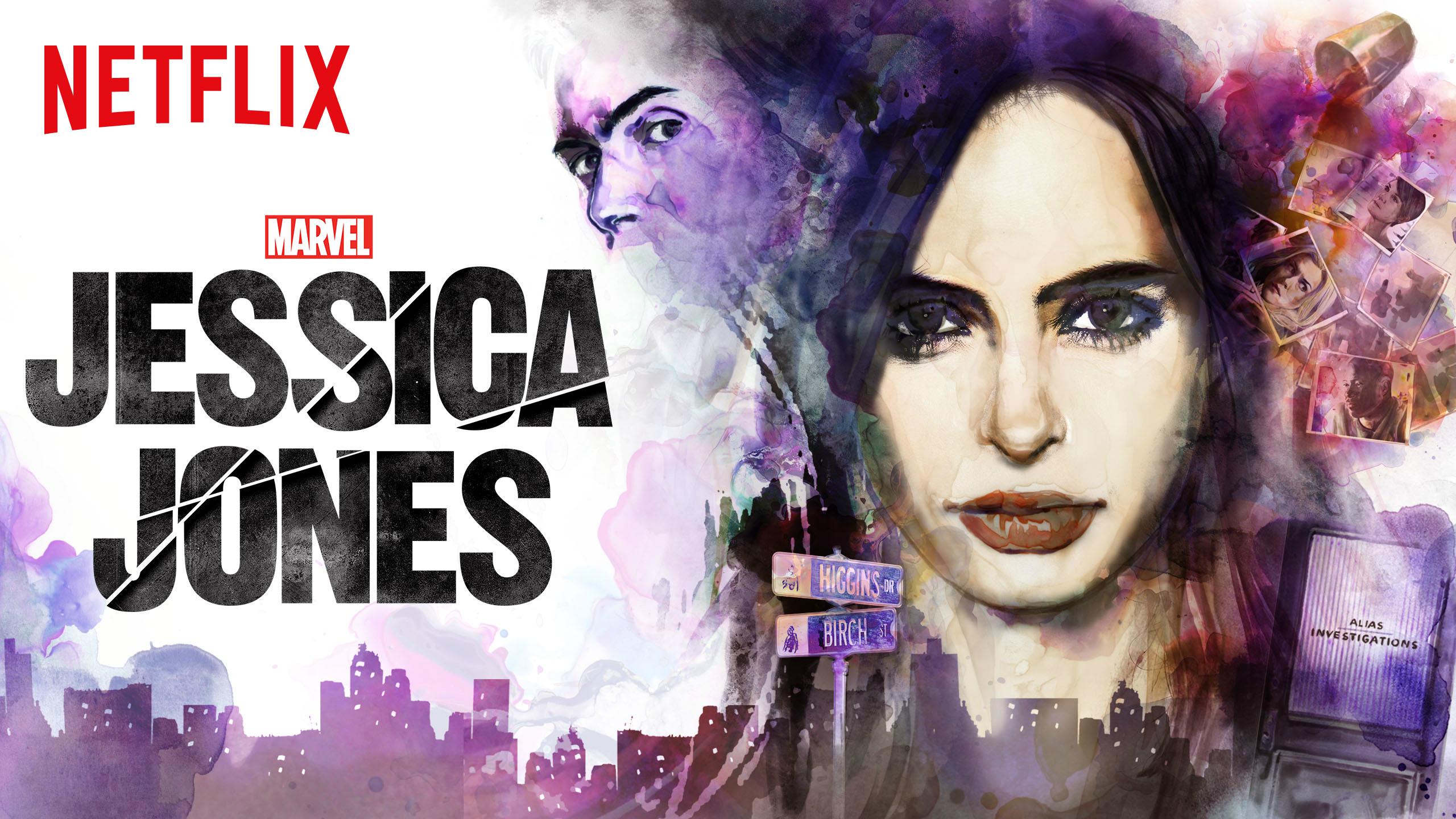 [影集] Marvel's Jessica Jones (2015~) Netflix-en-noviembre8